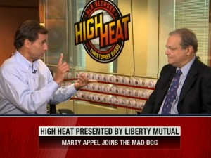 Yankees historian Marty Appel joins Chris Russo on High Heat to discuss the legacy of Yogi Berra