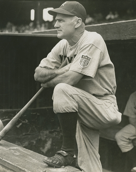 After retiring as a player following the 1935 season, Earle Combs became a Yankee coach for nine years. He also coached the St. Louis Browns, Boston Red Sox and Philadelphia Phillies.