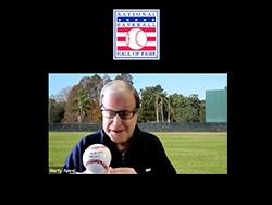 Baseball Hall of Fame Marty Appel